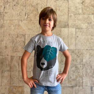 Camiseta Solidaria Niño
