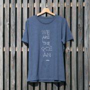 Camiseta Hombre algodón orgánico We are the Ocean