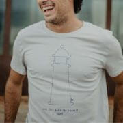 Camiseta Hombre Save this Area for Equality