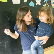 Camiseta Mujer y Niña Save this Area for Education 5