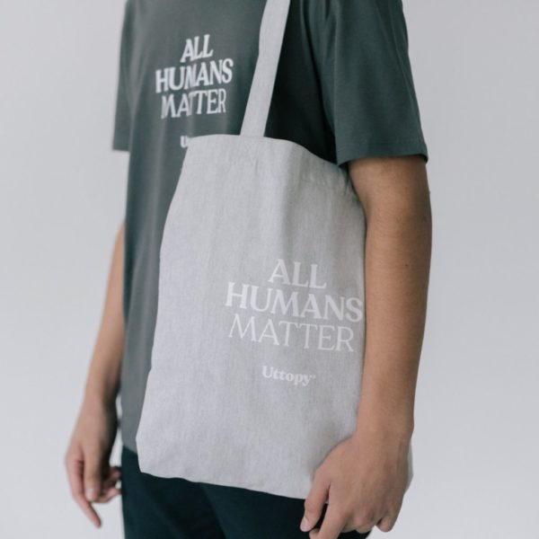 Tote Bag Reciclada Solidaria