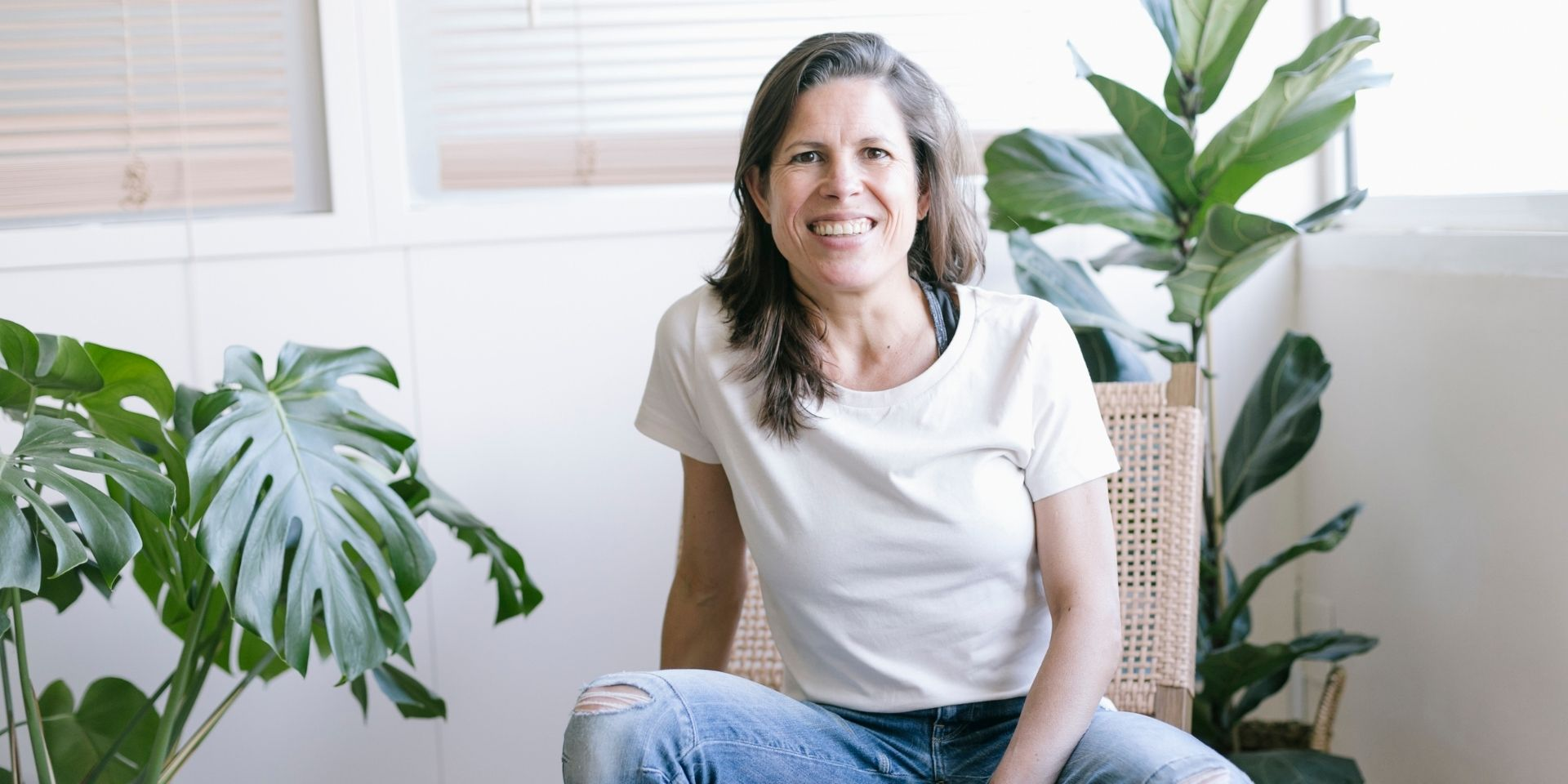 Ines Echevarria-Emprendedora Social